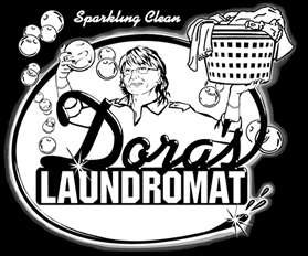 Doras Laundromat , Laundromat , Laundromat Dover NJ , Laundromat Morris County NJ , Laundry Morris County NJ , Laundromat Near Me Logo