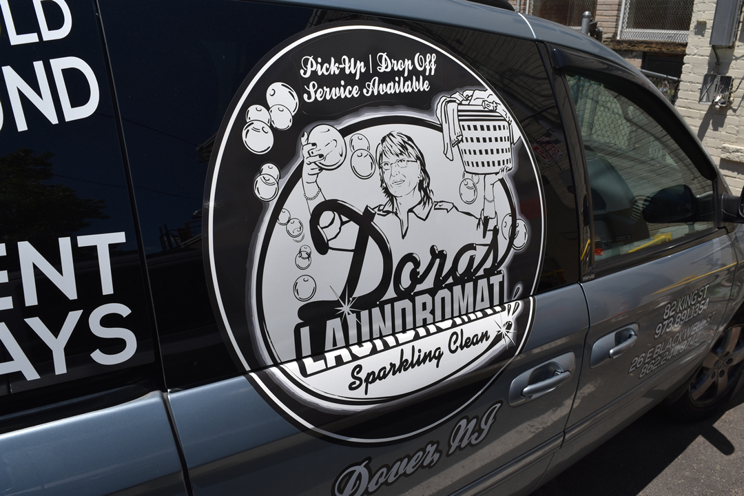 Laundry Delivery Pick Up Services Roxbury NJ