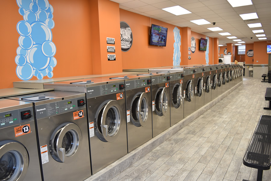 Dover New Jersey Laundromat