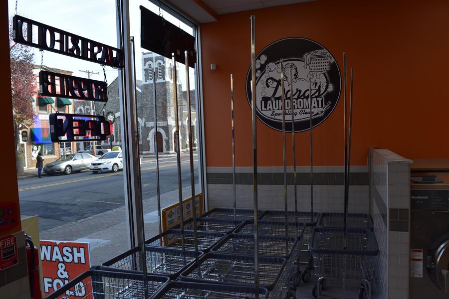 New Laundromat Blackwell Street Dover NJ