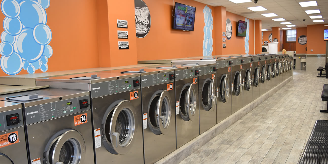 Best Laundromat In Morris County NJ