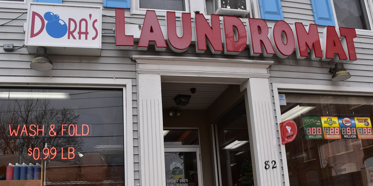 Laundromat Dover New Jersey