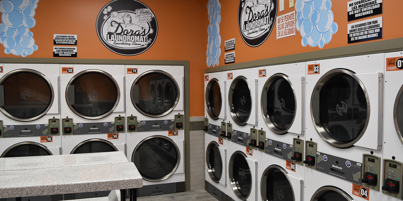 Laundromat Morris County
