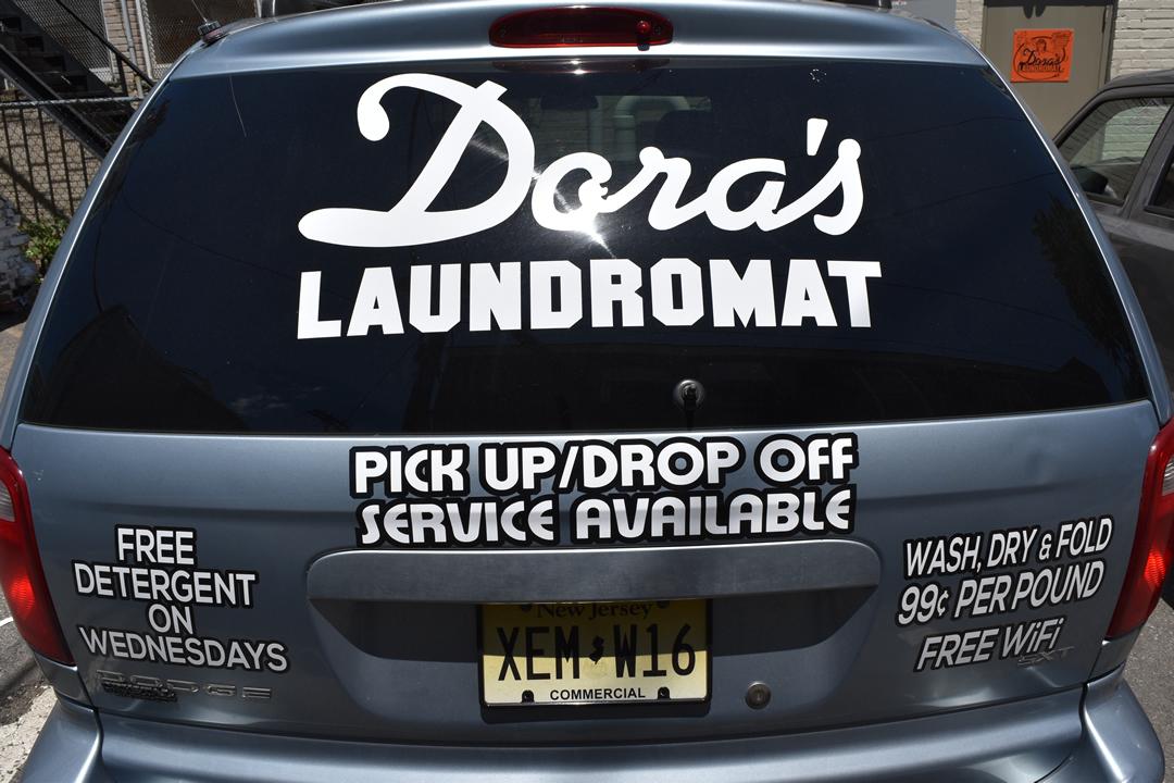 Laundry Delivery Service Roxbury NJ