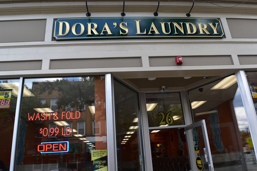 Laundry Pickup Service Morris County New Jersey