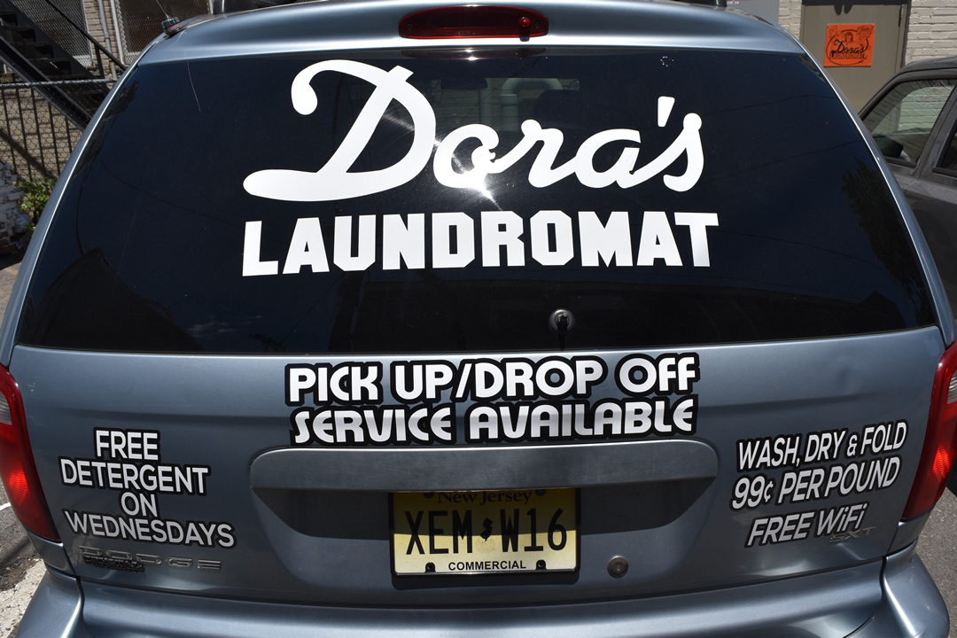 Laundry Delivery Pick Up Services Chester New Jersey