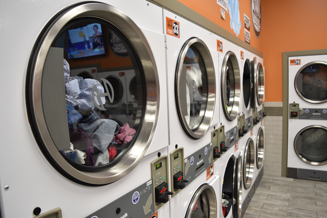 Laundromat Pick Up Morris County New Jersey
